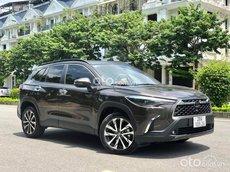 Cần bán xe Toyota Corolla Cross 1.8V 2020, màu nâu như mới giá tốt
