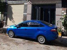Bán Ford Fiesta Titanium năm sản xuất 2016, màu xanh lam xe gia đình, 399 triệu