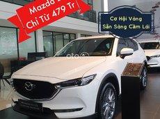 Bán Mazda 2 năm sản xuất 2021, màu trắng, giá chỉ 479 triệu