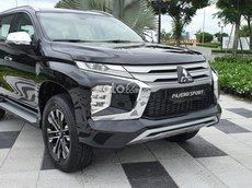 Cần bán xe Mitsubishi Pajero Sport sản xuất 2021, màu đen