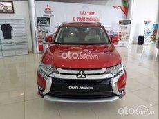 Cần bán xe Mitsubishi Outlander 2.0 CVT Premium sản xuất 2021, màu đỏ, giá 950tr
