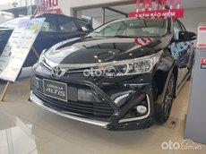 Bán Toyota Corolla Altis 2021, màu đen
