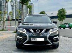 Cần bán xe Nissan X trail đời 2018, màu đen, xe nhập như mới