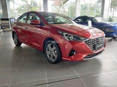 Hyundai Accent 2021 - xe và giấy tờ giao ngay - trả góp 85% - hỗ trợ nợ xấu, khó chứng minh tài chính - Hyundai Hà Đông