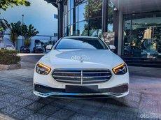 Mercedes Benz E200 Exclusive 2021 tặng 2 năm bảo dưỡng chính hãng, xe đủ màu có sẵn, hỗ trợ thủ tục lăn bánh
