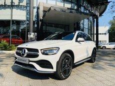 Bán Mercedes Benz GLC 300 2021 cực đẹp, giá hấp dẫn, hỗ trợ trả góp 85%, sẵn xe giao ngay