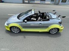 Peugeot 206CC nhập 2006 mui xếp cứng, số tự động bản cao cấp hàng hiếm