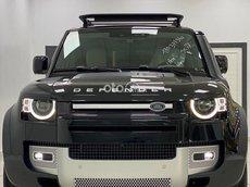 Bán LandRover Defender 110 máy xăng, máy dầu, màu đồng, xanh, trắng, đen model giao xe ngay 2021