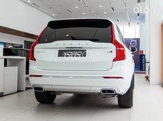 Bán xe Volvo XC90 sản xuất năm 2021, màu trắng, nhập khẩu