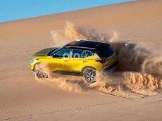 Bán xe Kia Seltos Luxury sản xuất 2021, màu vàng