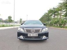 Xe Toyota Camry sản xuất 2014, giá mềm, màu đen cực đẹp