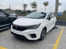 Bán Honda City All new 2021, màu trắng, giá 599tr