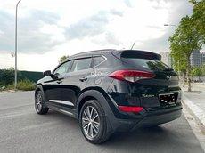 Bán Hyundai Tucson 2.0 sản xuất năm 2015, màu đen, nhập khẩu