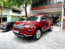 Bán Ford Explorer sản xuất 2019, màu đỏ còn mới toanh