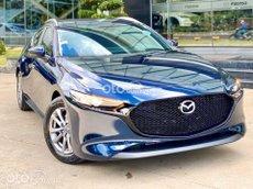 Bán ô tô Mazda 3 1.5L Deluxe 2021, màu xanh lam giá cạnh tranh