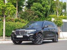 Cần bán xe BMW X7 sản xuất 2019, màu đen, nhập khẩu nguyên chiếc như mới