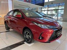 Toyota Vios 2021 T7 rẻ nhất Hải Phòng giảm 50% phí trước bạ + tặng tiền mặt, BHVC và phụ kiện tới 65 triệu
