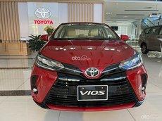 Toyota Vios 2021 bản G - Trợ giá mùa dịch giảm 50 triệu + tặng camera HT sẵn xe giao tại nhà