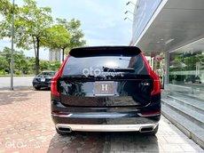 Cần bán Volvo XC90 sx 2018 đk 2019, màu đen hình thức đẹp