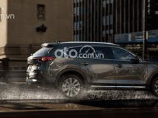 Bán xe Mazda CX-8 Luxury năm sản xuất 2021, màu xám