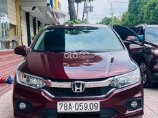 Xe Honda City CVT sản xuất năm 2018, màu đỏ