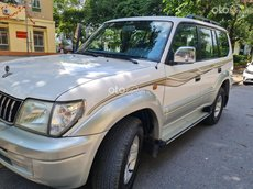 Bán xe Toyota Land Cruiser Prado sản xuất 2000 zin 96% động cơ 2.7 MT 4X4