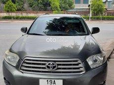 Xe Toyota Highlander sản xuất 2007 xe zin 80% ghế da zin theo xe