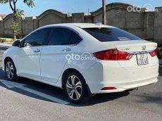 Cần bán lại xe Honda City đời 2017, màu trắng