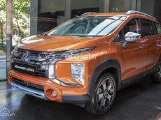 Bán ô tô Mitsubishi Xpander Cross sản xuất năm 2021, màu cam, giá tốt