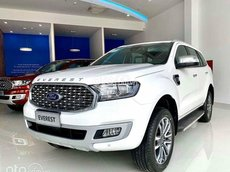 Ford Everest 2021 sẵn xe giao ngay
