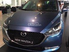 Cần bán Mazda 2 năm 2021, màu xanh lam