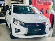 Mitsubishi Attrage sản xuất năm 2021, giá sốc, ưu đãi lớn, vay tối đa lên đến 85%, tặng 1 năm BHTV, đủ màu, giao ngay