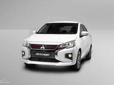Bán ô tô Mitsubishi Attrage MT đời 2021, màu trắng