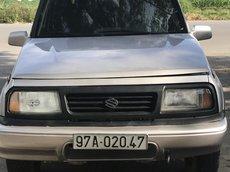 Bán xe Suzuki Vitara 4x4MT sản xuất 2005, xe đẹp, giá rẻ nhất Miền Bắc