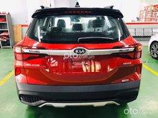 Bán ô tô Kia Seltos 1.4turbo Premium sản xuất năm 2021, màu đỏ