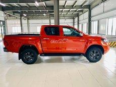 Bán Toyota Hilux AT đời 2021, màu đỏ, giá 674tr