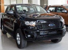 Bán xe Ford Ranger XLS MT 4x2 sản xuất năm 2021, màu đen, giá chỉ 610 triệu