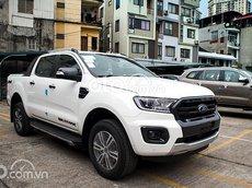 Bán ô tô Ford Ranger Wildtrak 4x4 2021, màu trắng
