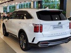 Bán Kia Sorento Signature AWD sản xuất năm 2021, màu trắng