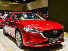 Bán xe Mazda 6 đời 2021, màu đỏ