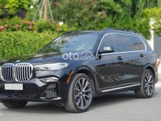 Cần bán BMW X7 năm sản xuất 2019, màu đen, xe nhập còn mới