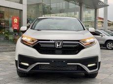 Siêu khuyến mại Honda CRV 2021 giảm 200 triệu tiền mặt, phụ kiện, hỗ trợ hồ sơ nợ xấu nhanh gọn, giao xe tận nhà