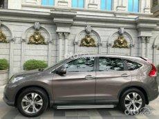 Xe Honda CR-V sản xuất năm 2014, màu nâu, giá tốt