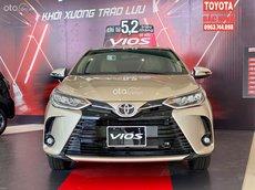 [Toyota Bắc Ninh] Toyota Vios NEW 2021. Hỗ trợ ngay 50% thuế trước bạ và gói khuyến mại lên đến 60tr