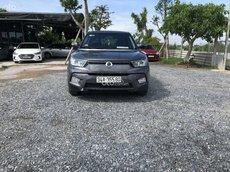 Xe Ssangyong TiVoLi sản xuất năm 2016, giá chỉ 420 triệu xe chính chủ biển Hải Dương các bác nhé