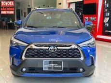 [Toyota Bắc Ninh] Toyota Corolla Cross 2021, cam kết giá tốt nhất khu vực miền Bắc, hỗ trợ vay bank lãi suất cực ưu đãi