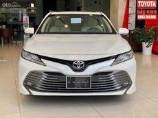 [Toyota Bắc Ninh] Toyota Camry 2021, cam kết giá tốt nhất miền Bắc, hỗ trợ vay 80% xe lãi suất cực ưu đãi