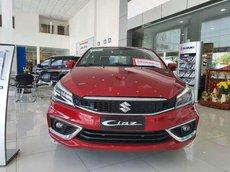 Bán xe Suzuki Ciaz năm 2021, màu đỏ, xe nhập