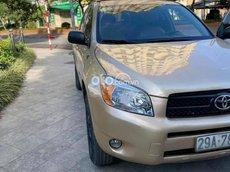 Cần bán gấp Toyota RAV4 2008, màu vàng cát, nhập khẩu nguyên chiếc