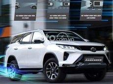 Cần bán xe Toyota Fortuner 2.7 4x2 AT đời 2021, màu trắng